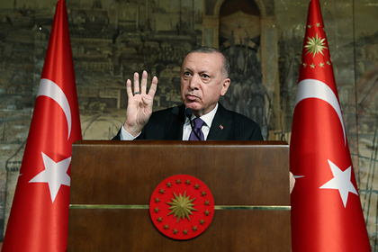 Эрдогану предрекли потерю власти