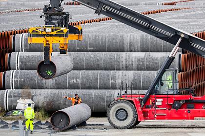 В Германии оценили риски остановки строительства «Северного потока – 2»