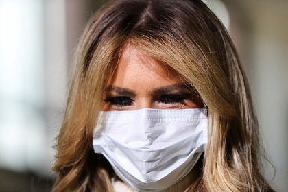 Жена Трампа отказалась приглашать жену Байдена в Белый дом