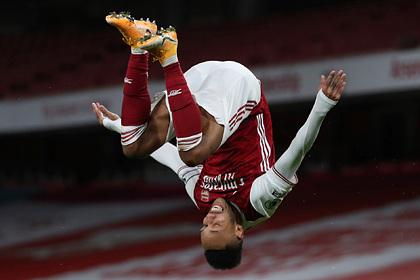Гол капитана «Арсенала» признан лучшим в туре АПЛ