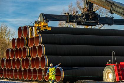 В Германии создали фонд для обхода санкций против «Северного потока-2»