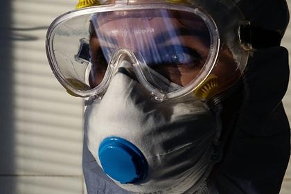 Медик назвал недостаток ношения респиратора вместо маски