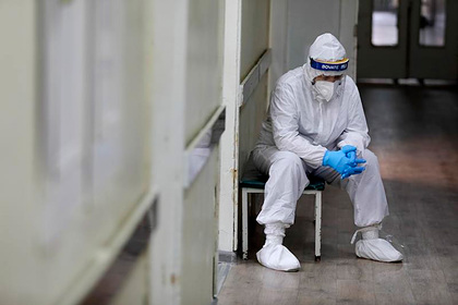 Пандемию коронавируса сравнили с аварией на Чернобыльской АЭС