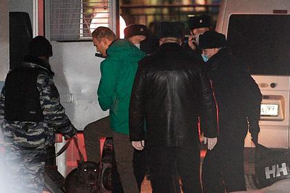 В Евросоюзе задумались о новых санкциях против России из-за Навального