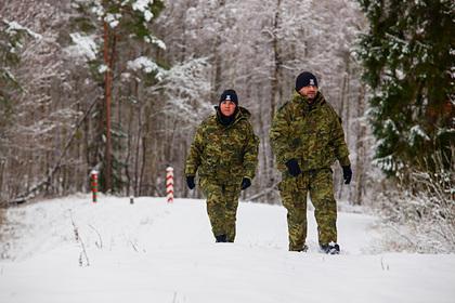 Поляк незаконно пересек границу с Россией из любопытства и пожалел об этом