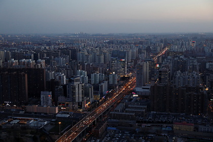 Китай ввел санкции против госсекретаря США