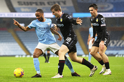 «Манчестер Сити» одержал шестую победу подряд и вышел на первое место в АПЛ