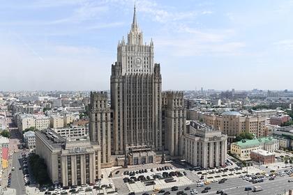 МИД России предложил Байдену продлить ракетный договор