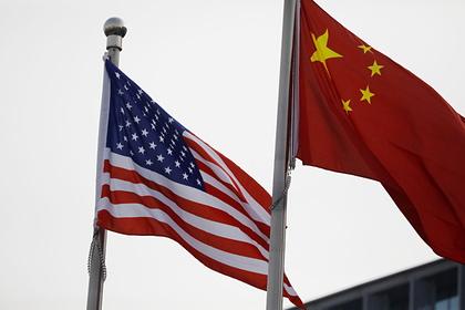 В Белом доме отреагировали на введение Китаем санкций против госсекретаря США