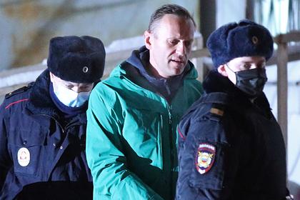 Россия направила в Германию очередной запрос по ситуации с Навальным