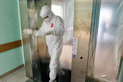 В России за сутки умерли 612 пациентов с коронавирусом