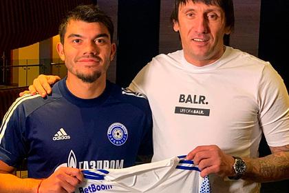 Украинского футболиста затравили за переход в российский клуб