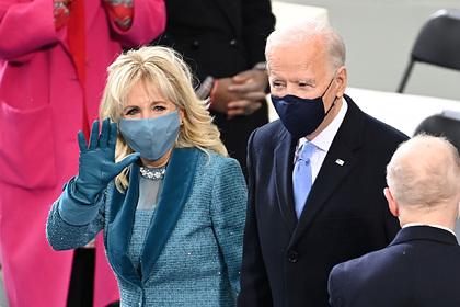 Новая первая леди США обратилась к нации