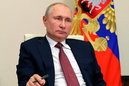 Путин предложил отменить ограничения по возрасту для госслужащих