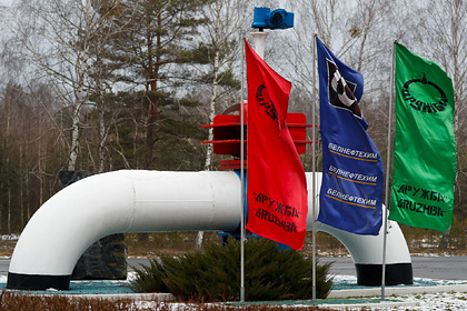 Россия и Белоруссия договорились о цене транзита нефти