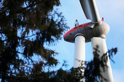 В Европе установят гигантские ветряки размером с Эйфелеву башню
