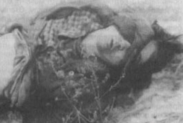 Тело Лены Закотновой