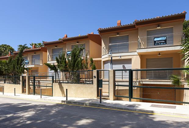 Дом, участвующий в распродаже. Майорка, Испания
