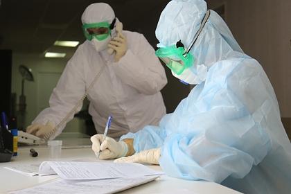 В России за сутки выявили 21 152 случая заражения коронавирусом