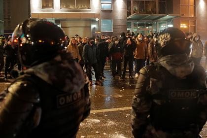 По итогам протестов 23 января