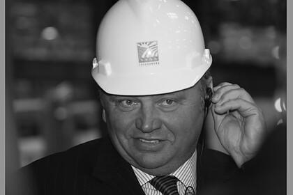 Умер совладелец крупнейшей металлургической компании России