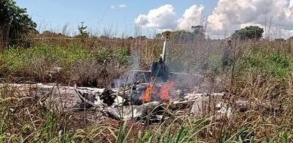 Самолет с футболистами бразильского клуба разбился при взлете
