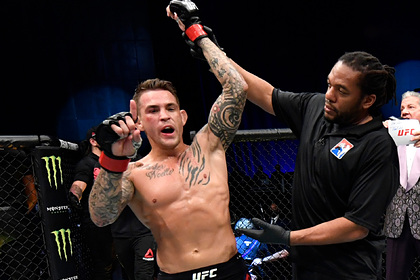 Порье объявил себя «некоронованным» чемпионом UFC