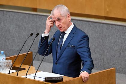 Онищенко призвал снять все ограничения из-за коронавируса