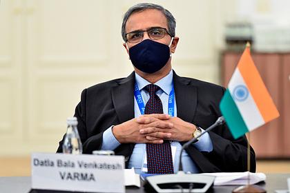 Индийский посол рассказал про вакцинацию «Спутником V»