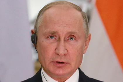 Названы сроки поездки Путина в Индию