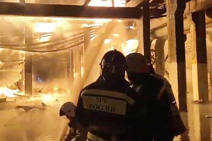 Стало известно о погибшем после пожара на российском заводе