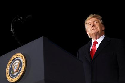 Американцы поддержали импичмент Трампу