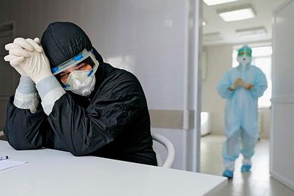 В России за сутки умерли 564 пациента с коронавирусом