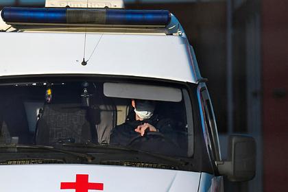 Годовалого ребенка госпитализировали с отравлением наркотиками под Петербургом