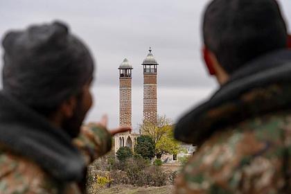 НКР сочла неприемлемым статус автономии в составе Азербайджана