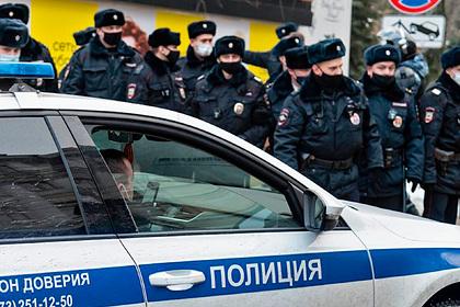 В России предложили усилить ответственность за фейки с полицейской формой