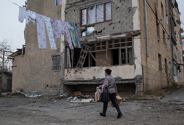 Мартакерт, Нагорный Карабах