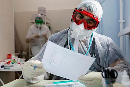 Врач назвал сроки двукратного спада заболеваемости COVID-19 в России