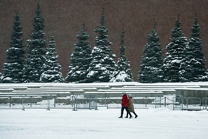 Россиянам спрогнозировали медленное понижение температуры