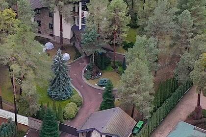 В сети появились фото элитного особняка Софии Ротару под Киевом