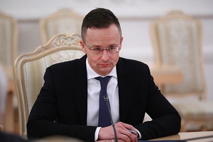 На Украине пообещали устроить «кровопролитие» из-за визита главы МИД Венгрии
