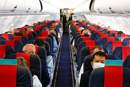 Стюардесса призналась в сокрытии от пассажиров правды о гигиене на борту