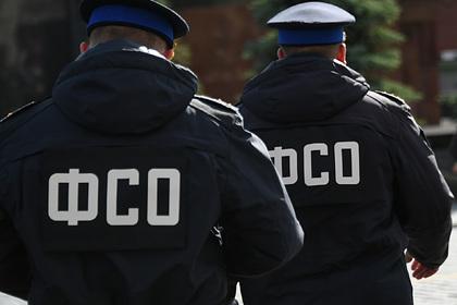 ФСО ответила на данные об охране дворца в Геленджике