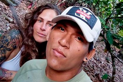 Женщина уехала из Лондона к нищему любовнику из джунглей Амазонки