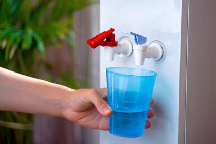 В России проверили воду для кулеров