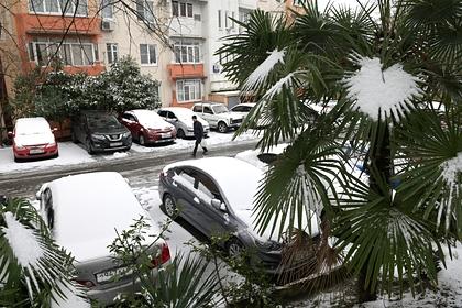 Жителей нескольких регионов России предупредили об опасной погоде