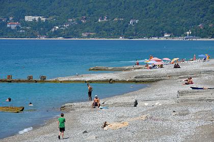 Россиянам рассказали о выгоде при планировании отдыха в Абхазии на лето