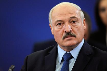 Лукашенко сравнил протесты в Белоруссии и России