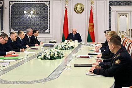 Лукашенко рассказал о пресечении попыток «взрывать дома и улицы» в Белоруссии
