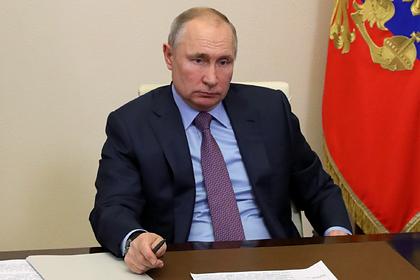 Путин призвал привить от коронавируса почти 70 миллионов россиян